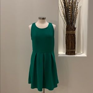 {Xhilaration} Fit and Flare Dress with Open Back